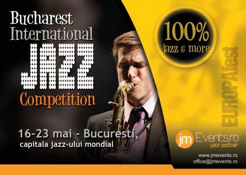 EUROPAfest – Bucharest International Jazz Competition
