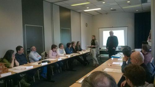 Vizite de studiu în Belgia și Olanda a angajaților SPO