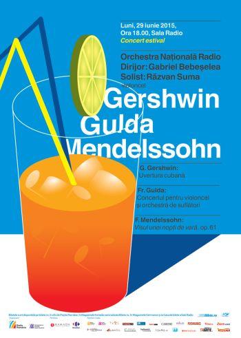 Orchestra Naţională Radio Visul unei nopti de vara