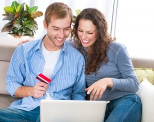 Husband-and-Wife-Buying-Making-Purchase-Online