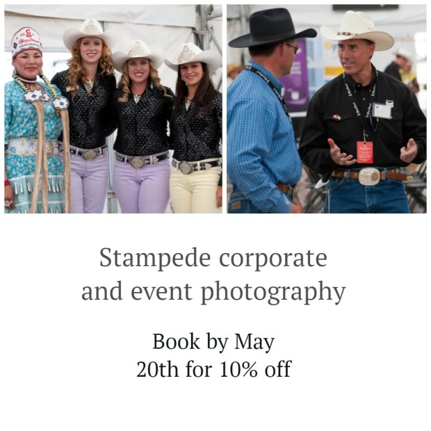 calgary stampede photography