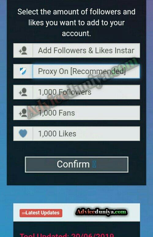 Tiktok real follower increase