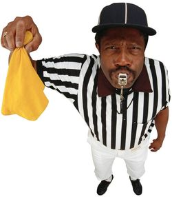 flag penalty