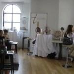 Fashion Week Editor's Lounges