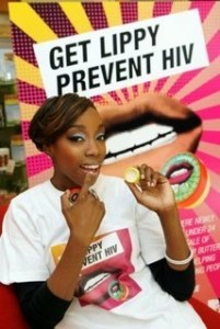 Fight AIDS and HIV, and raise awareness-new campaign and support with a new product!