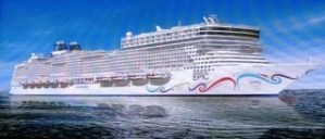 EPIC, Norwegian Cruise Lines Newest Ship Sails Away Fro, Traditional Cruising