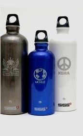 Greensender Water Bottle- a  fun, fashion-forward, affordable way to drink water
