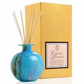 Casa di Francesca has charming home scents inspired by old-world sensibilities