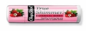 Chapstick Shimmer Makes Lips Look Lovely