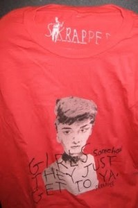 Skrapper Tees:  More Than A Way To Cover Your Body