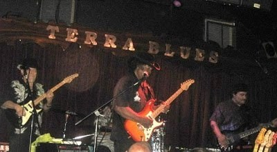Guitar Shorty at Terra Blues & New Album  Review: Bare Knuckle