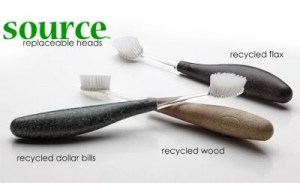 Green is Great- The Source Toothbrush by Radius