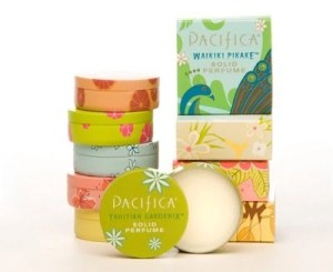 Pacifica Sensational Solid Scents!
