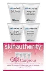 Go! Gorgeous Kit by Skin Authority Gives You a Great Skin Collection for on the Go