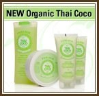 Thai Coco products by Perlier