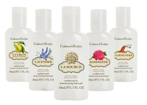 Crabtree & Evelyn's Luxurious Anti-Bac, For Back To School
