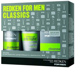 Redken For Men has Gift-ables and Styling Solutions for Sexy Hair