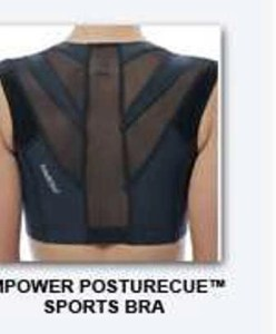 Stand Up Straight! IntelliSkin's Bra Helps Improve Your Posture