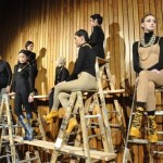 Tuleste's Shoes & Ladders Fall/Winter 2012 Accessories Collection