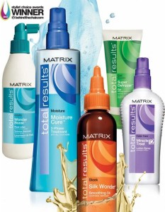 Fall Into The Matrix (or at least fall in love with Matrix hair care)