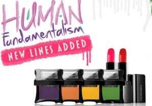 Illamasqua Human Fundamentalism Adds Bold Color to Your Face