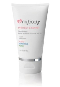 Protect & Serve and Love Your Body With mybody skin care