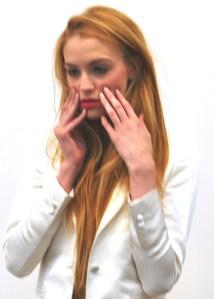 Creative Nails, Literally, at Fashion Week Christian Siriano, Monique Lhuillier, Rachel Antonoff,& Imitation of Christ