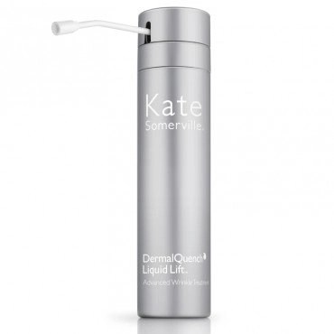 Your Skin is Drying Out.  Drench It, with Kate Somerville's DermalQuench Liquid Lift Advanced Wrinkle Treatment @KateSomerville