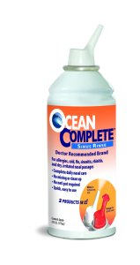 New Ocean Complete CAN can help you when you are feeling a bit sick