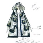 Chris Benz, Cynthia Rowley, and Badgley Mischka Design Raingear for London Fog, Fall 2013
