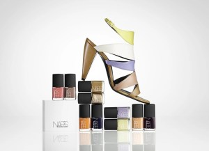 Shoe Enough! It's Pierre Hardy's Limited Edition Collection for NARS Cosmetics @PierreHardy @NarsAssist, #NARS