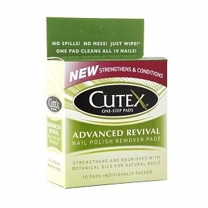 cutex R remover pads