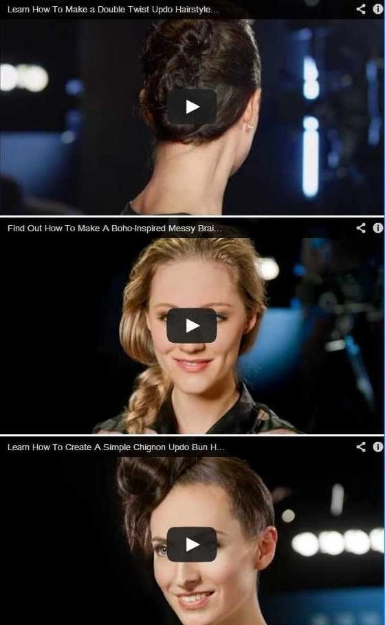 redken first three videos