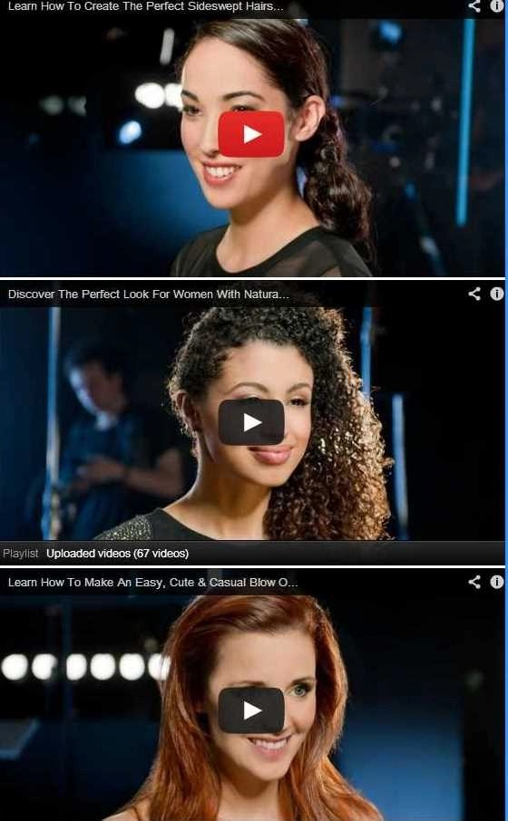 redken second three videos