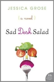 book sad desk salad