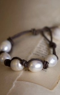 natural life pearl bracelet