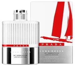 Prada's Luna Rossa Races for the 2013 Cup, and Wins A Fragrance Thumbs Up! @Prada @americascup #AmericasCup
