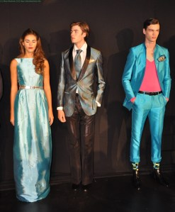 Shine On You Crazy Diamond!  Malan Breton's Spring Summer 2014 Fashion Week Presentation @MalanBreton #MBFW