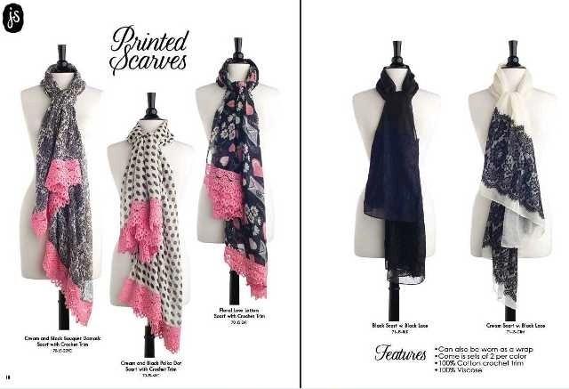 jessie steele scarves