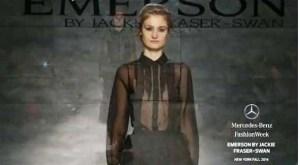 Fashion Week Recap: EMERSON @Emerson  #fashion #MBFW #NYFW