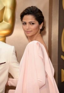 NewsFlash How-To – Camila Alves' Red Carpet Oscars Look with Votre Vu products @VotreVu #CamilaAlves