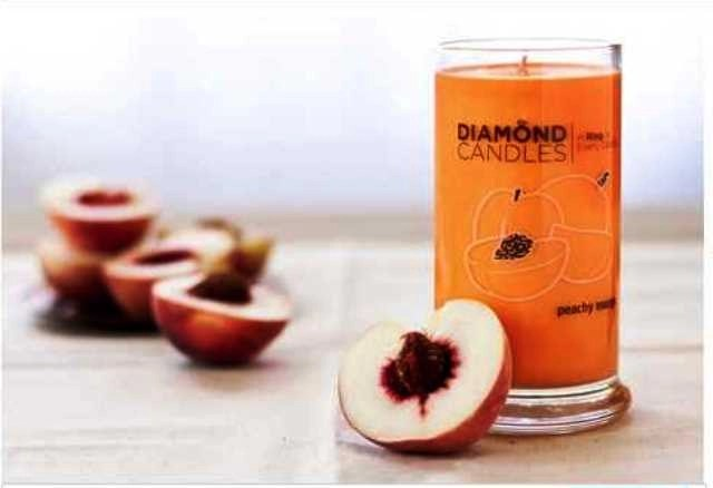 diamond candle