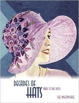 book decades of hats