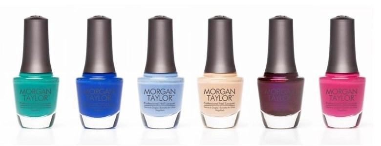 morgan taylor summer colors