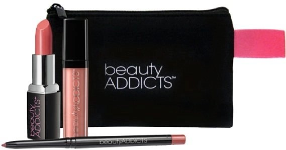Breast Cancer is Not beautiful, but Breast Cancer Awareness, IS. Try this set from BeautyADDICTS @BeautyADDICTS
