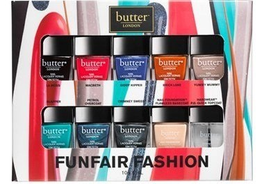 butter london nail set $49 ($104 value)