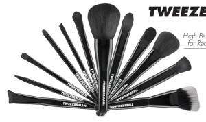 tweezerman brushes