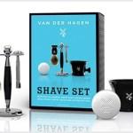 Van der Hagen's luxury shaving items @vanderhagenent
