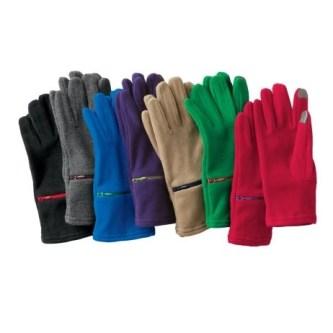 TravelSmith Touch Sensor Pocket Gloves