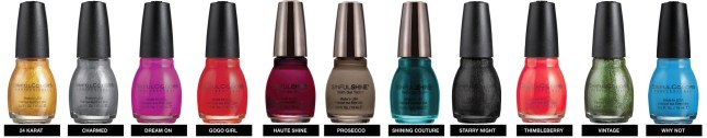 Shhh!  This is Your Nail's SINFUL Secret! #SinfulColors
